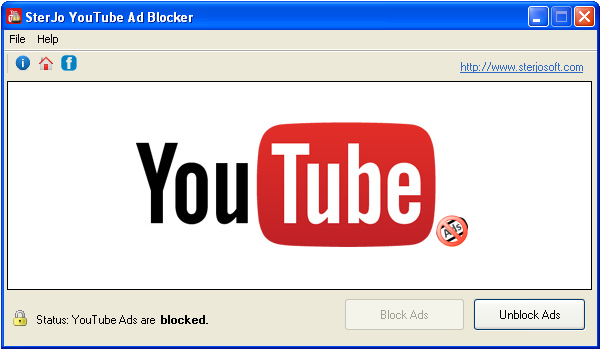 SterJo YouTube Ad Blocker